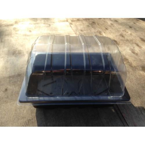 5 x half size propagator sets 5 x lids u0026 5 x seed trays 30 fibre pots