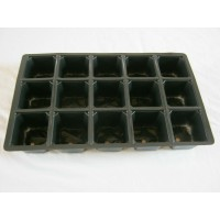 20 SEED TRAY INSERTS + 5 PACKS OF SEEDS