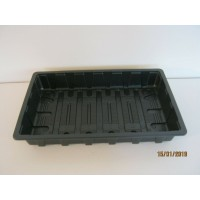 20 FULL SIZE GRAVEL TRAYS / SEED TRAYS WITHOUT HOLES
